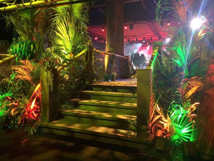 Production Design-Rainforest 2015 - BHE