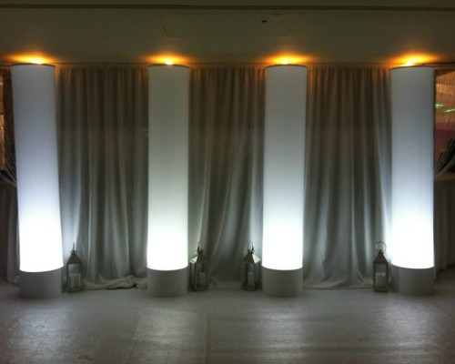 Party Theming – The White Party