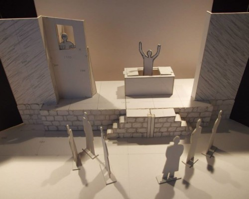 Technical Drawing & Project Management – Model Box