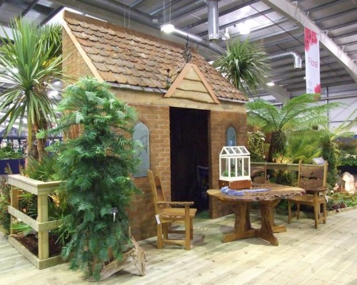 Exhibitions & Exhibits – Edinburgh Gardening Show