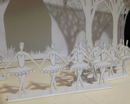Technical Drawing & Project Management – Swan Lake Model